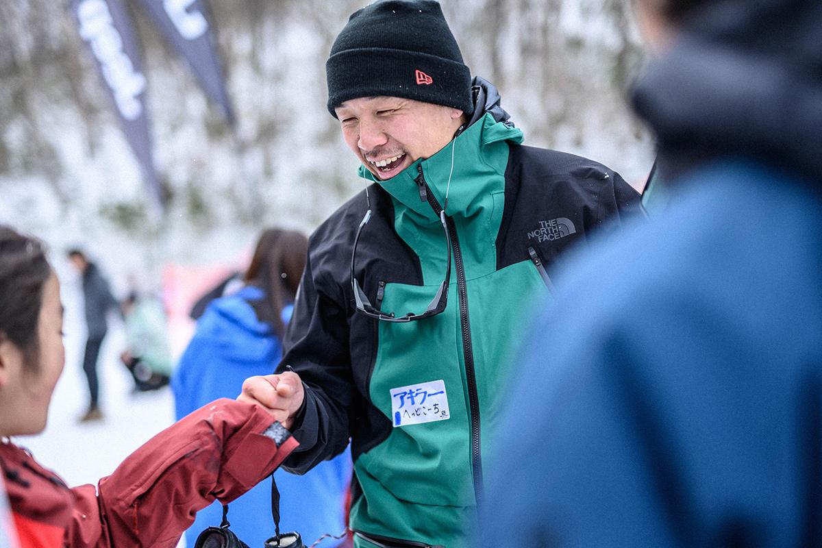 DSC_7974 Jeepがサポートする復興支援プロジェクト『雪育遠足』レポート&佐々木明×井山敬介のトップスキーヤー対談!