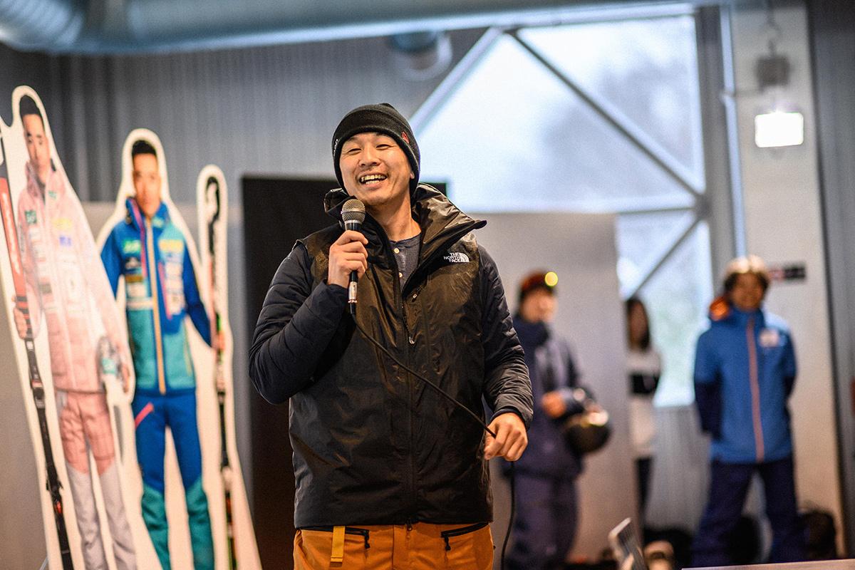 DSC_8084 Jeepがサポートする復興支援プロジェクト『雪育遠足』レポート&佐々木明×井山敬介のトップスキーヤー対談!