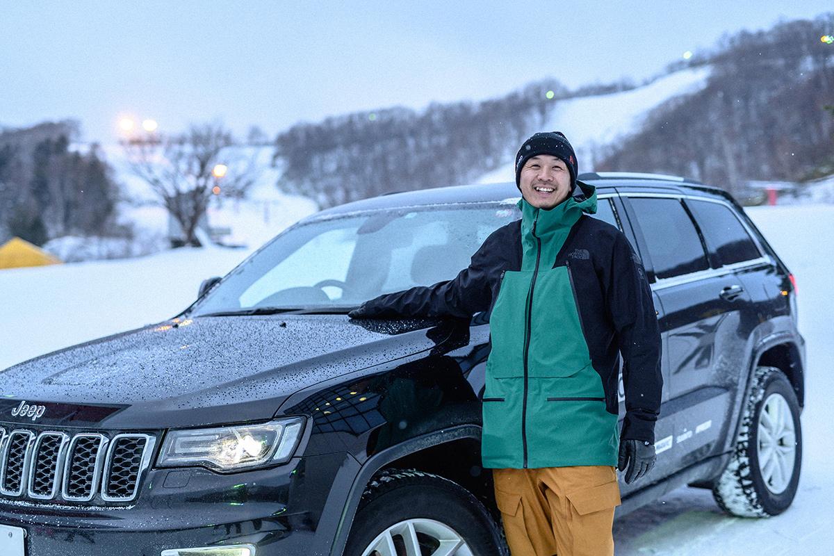 DSC_8210 Jeepがサポートする復興支援プロジェクト『雪育遠足』レポート&佐々木明×井山敬介のトップスキーヤー対談!