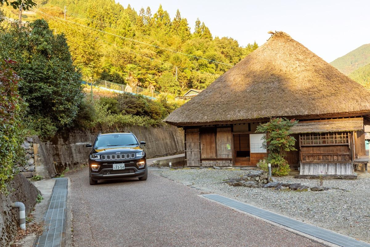 "IN_6625_Web Real Tabi with Jeep〜Jeepと行く、日本の""こころ""を探る旅〜〈徳島県・阿波路〉"