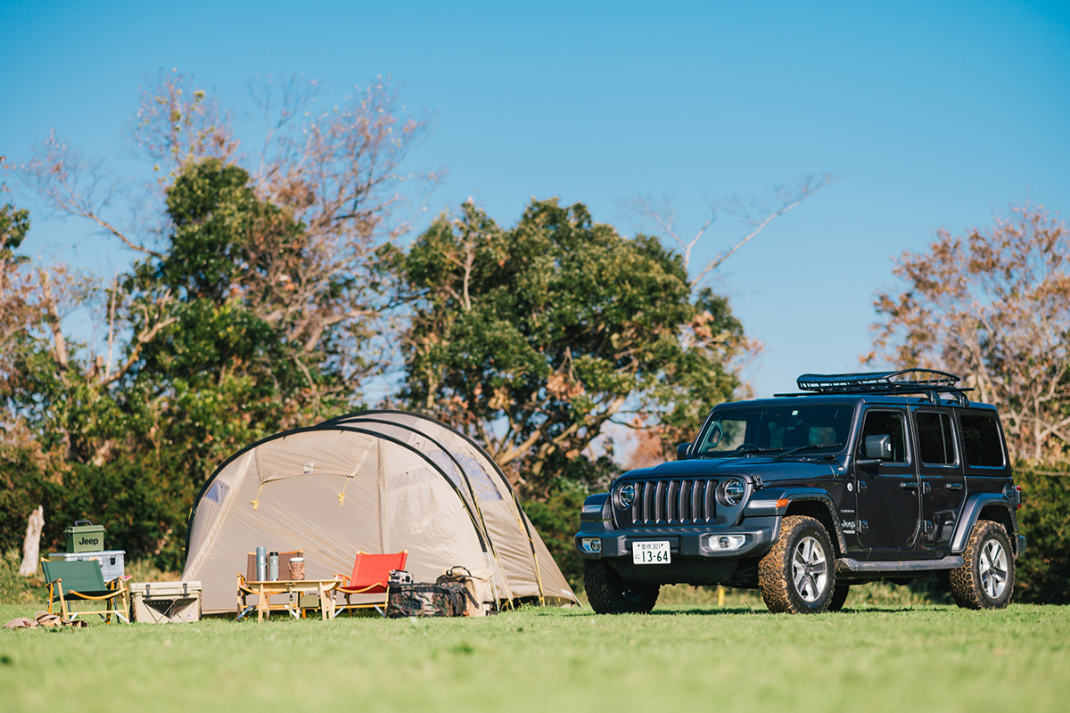re_20191212_qetic-jeep-0146 【Jeepモデル別・積載企画】Jeep Wranglerに合うギア&積み方のポイントを人気スタイリスト・平健一がレクチャー!