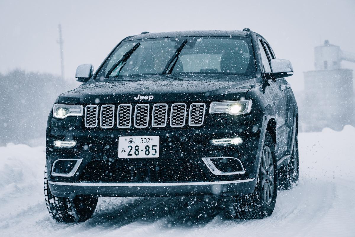 190215_jeep_wrangleronthesnow_16 雪道、凍結面で4WDの威力を発揮!ALL-NEW Jeep®︎ Wrangler雪上試乗会レポート!