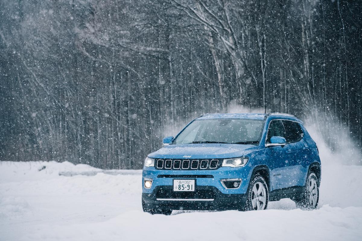190215_jeep_wrangleronthesnow_20 雪道、凍結面で4WDの威力を発揮!ALL-NEW Jeep®︎ Wrangler雪上試乗会レポート!