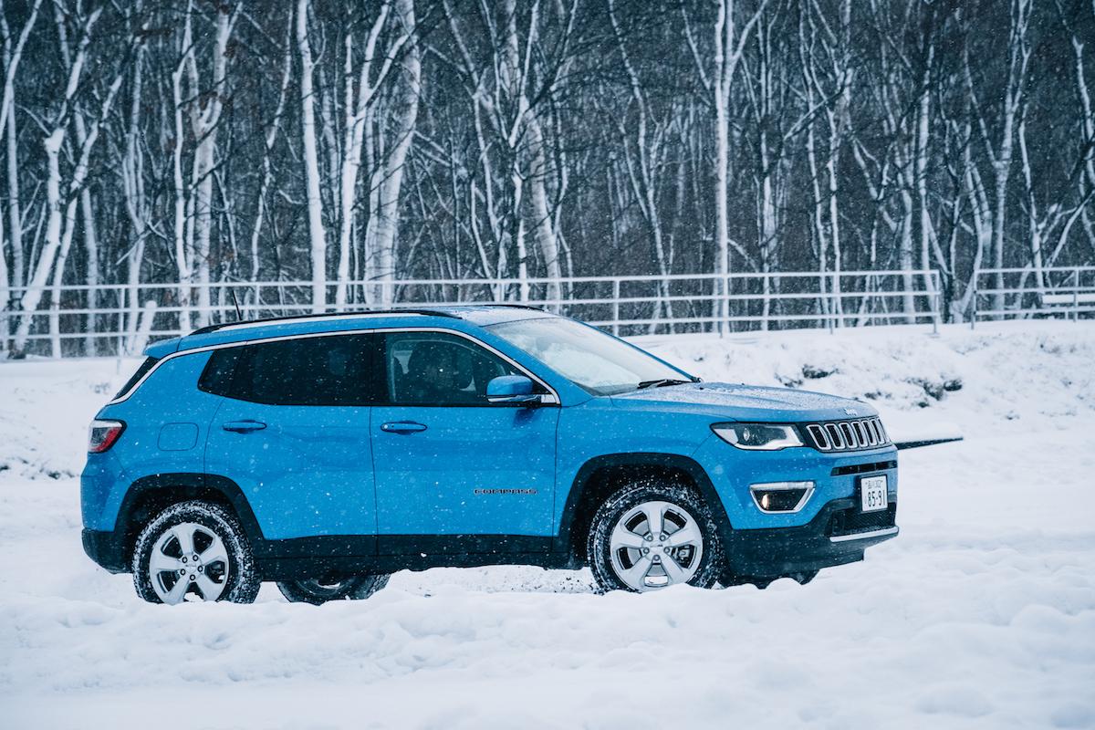 190215_jeep_wrangleronthesnow_21 雪道、凍結面で4WDの威力を発揮!ALL-NEW Jeep®︎ Wrangler雪上試乗会レポート!