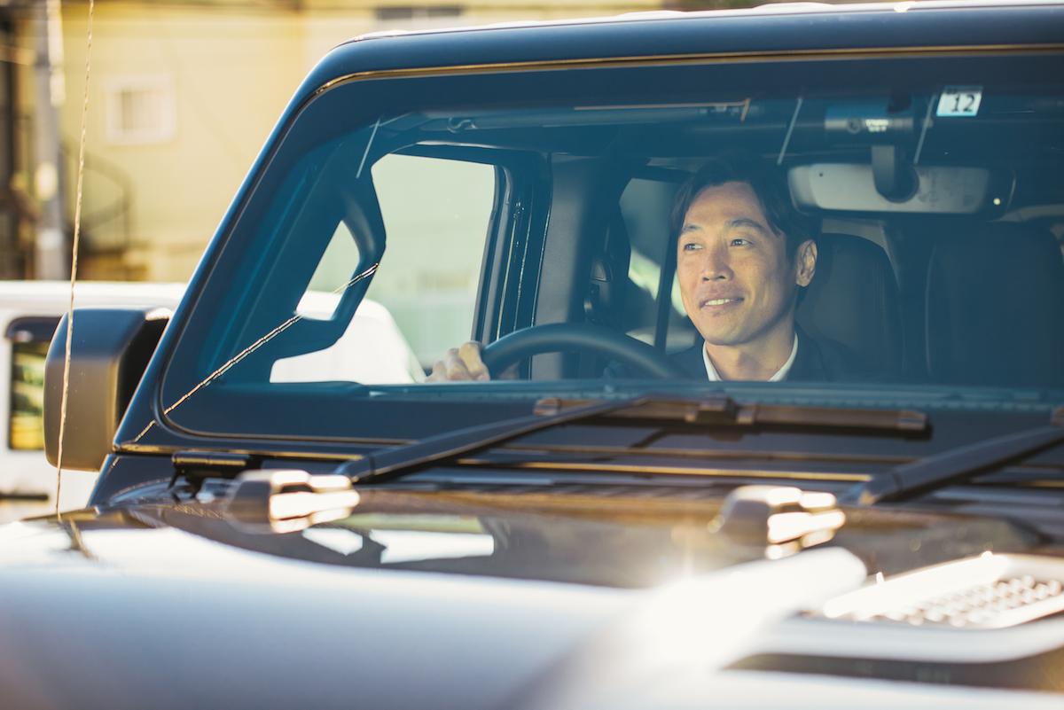 190221_jeep_takahirosuzuki_9 Jeep® は原点回帰の象徴。読売ジャイアンツ 鈴木尚広コーチの新たなる船出