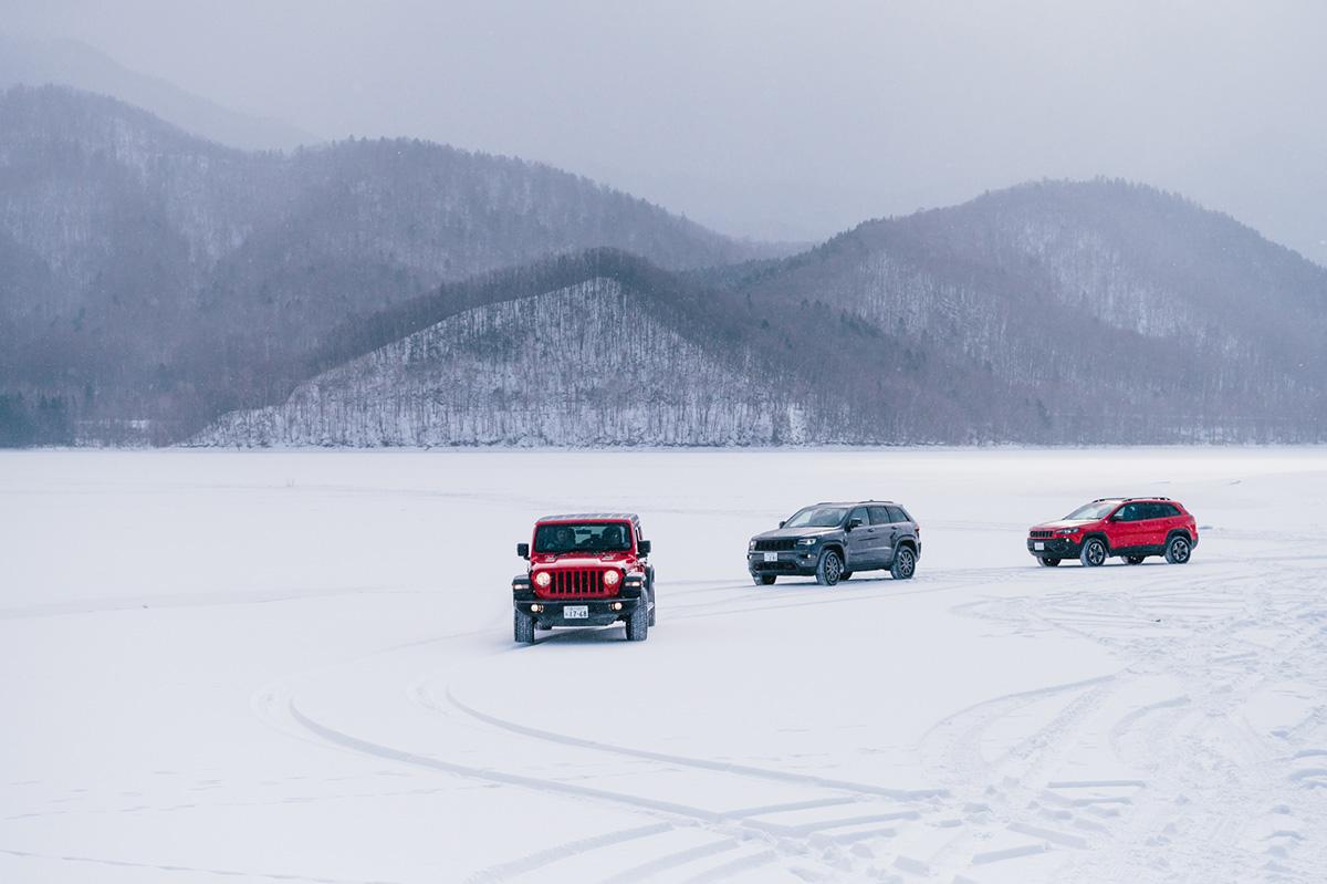 20200116_qetic-jeep-1235 【Jeep×星野リゾート・後編】Jeepフルラインナップとリゾナーレトマムのコラボで展開する、スノードライブ・エクスペリエンス