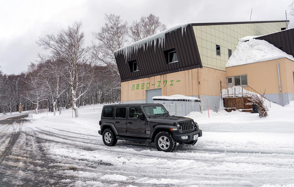3_DSC7116 豊富な雪を求め、世界的トップスノーボーダー布施 忠がJeep Wranglerで豪雪地・八甲田を旅した二日間