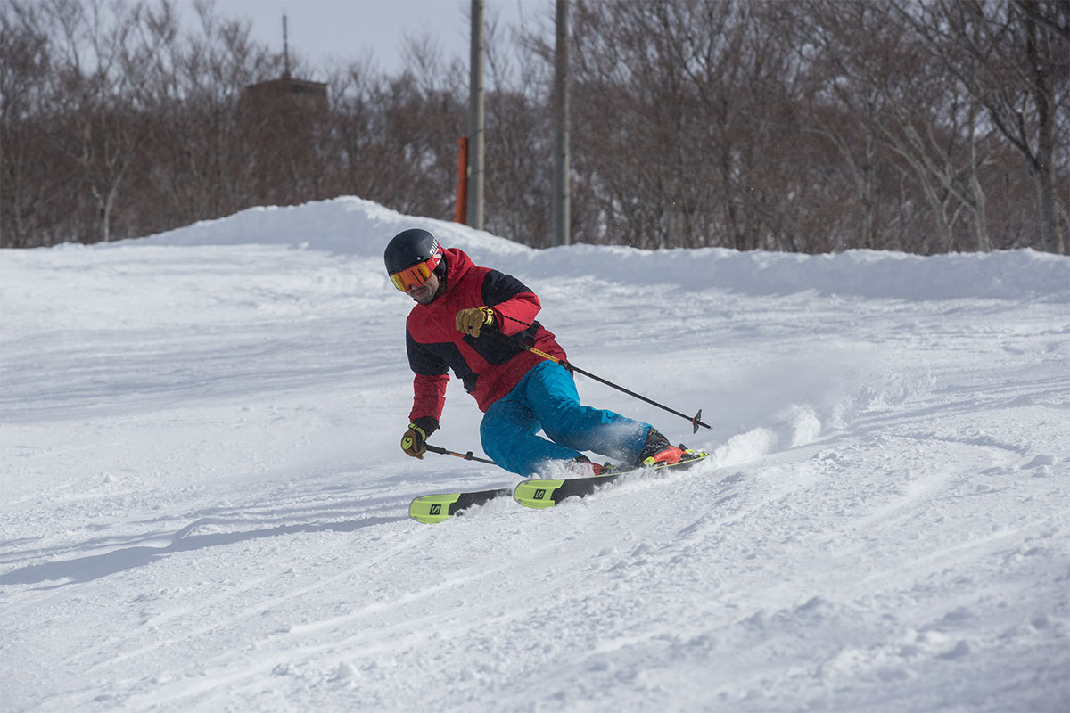 HIRO1610 今シーズンもSALOMON SNOW TOUR Powered by Jeep®がスタート!スキーヤー・佐々木明氏と俳優・田村幸士氏がスキーの魅力を大放談