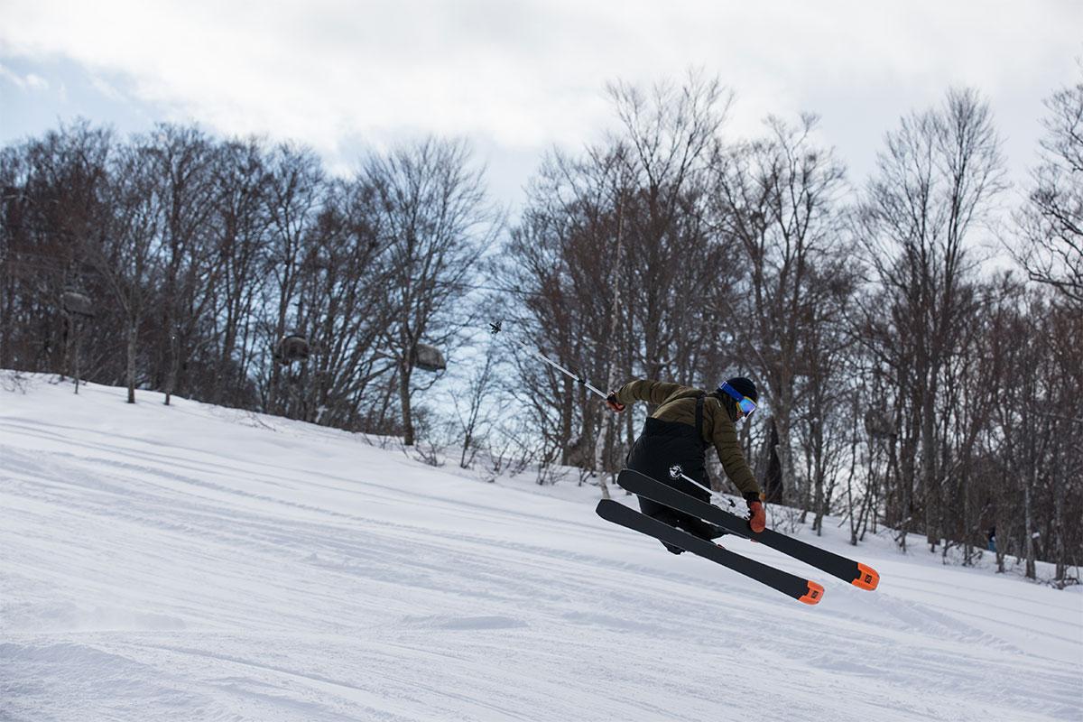 HIRO1640 今シーズンもSALOMON SNOW TOUR Powered by Jeep®がスタート!スキーヤー・佐々木明氏と俳優・田村幸士氏がスキーの魅力を大放談