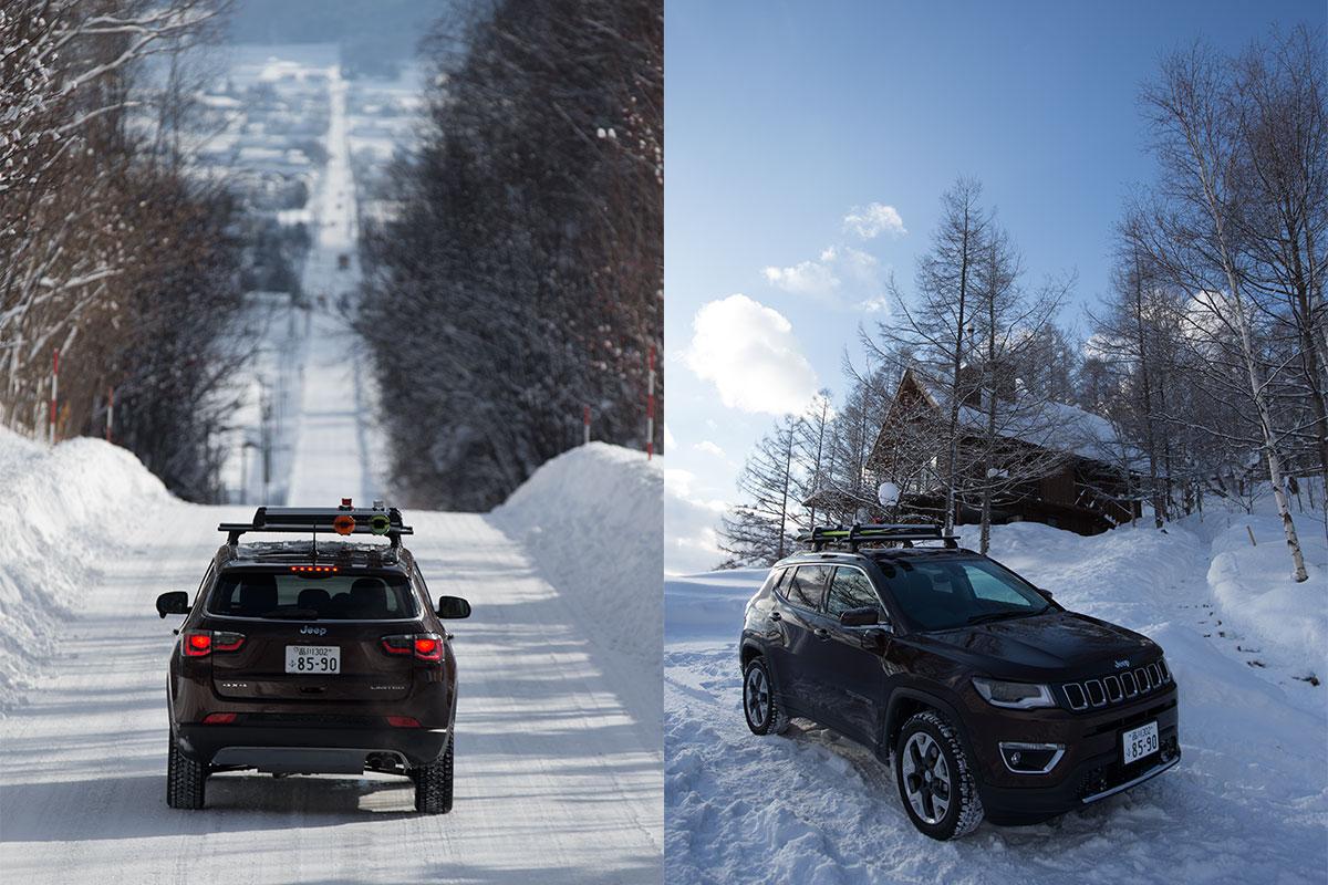 HIRO3521 今シーズンもSALOMON SNOW TOUR Powered by Jeep®がスタート!スキーヤー・佐々木明氏と俳優・田村幸士氏がスキーの魅力を大放談