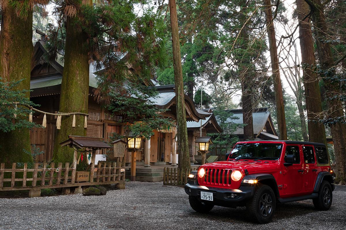 "re_MG_0319_0118 Real Tabi with Jeep® 〜Jeep® と行く、日本の""こころ""を探る旅〜〈宮崎県・高千穂町 夜神楽〉"