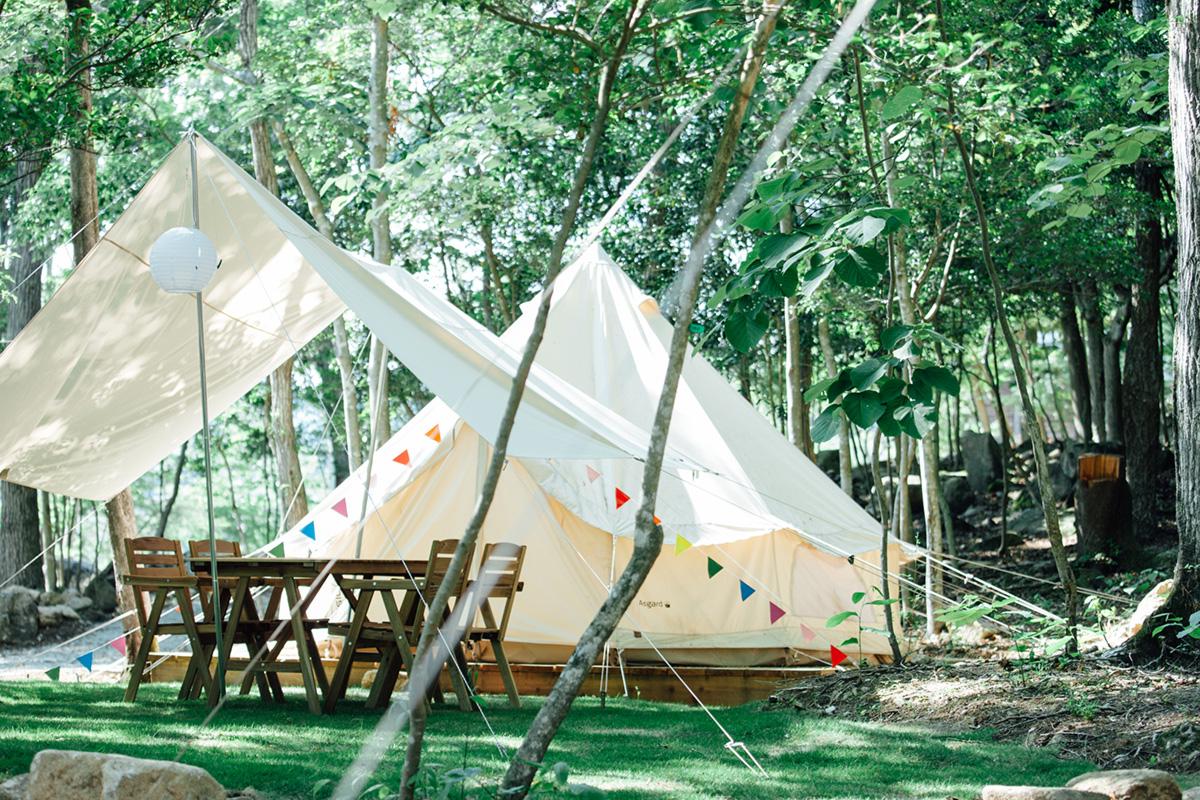 1679610e8290e9b9181f9c95634cdede プライベート空間で楽しめる!感染症対策もバッチリな日本全国のキャンプ施設17選