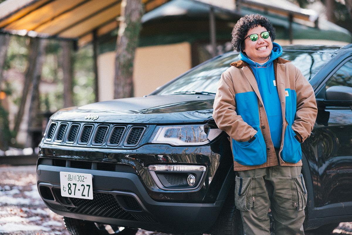 20200317_qetic-jeep-0270 【Jeepモデル別・積載企画】Jeep Compassに合うギア&積み方のポイントを人気スタイリスト・平健一がレクチャー!