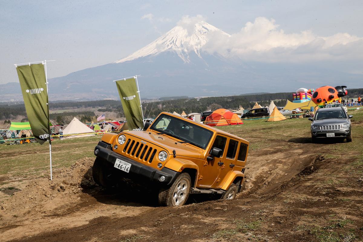 IMG_5952 【2017年】注目の春夏フェス&アウトドア・イベント20選!Jeep®を体感できる試乗&展示も開催予定!