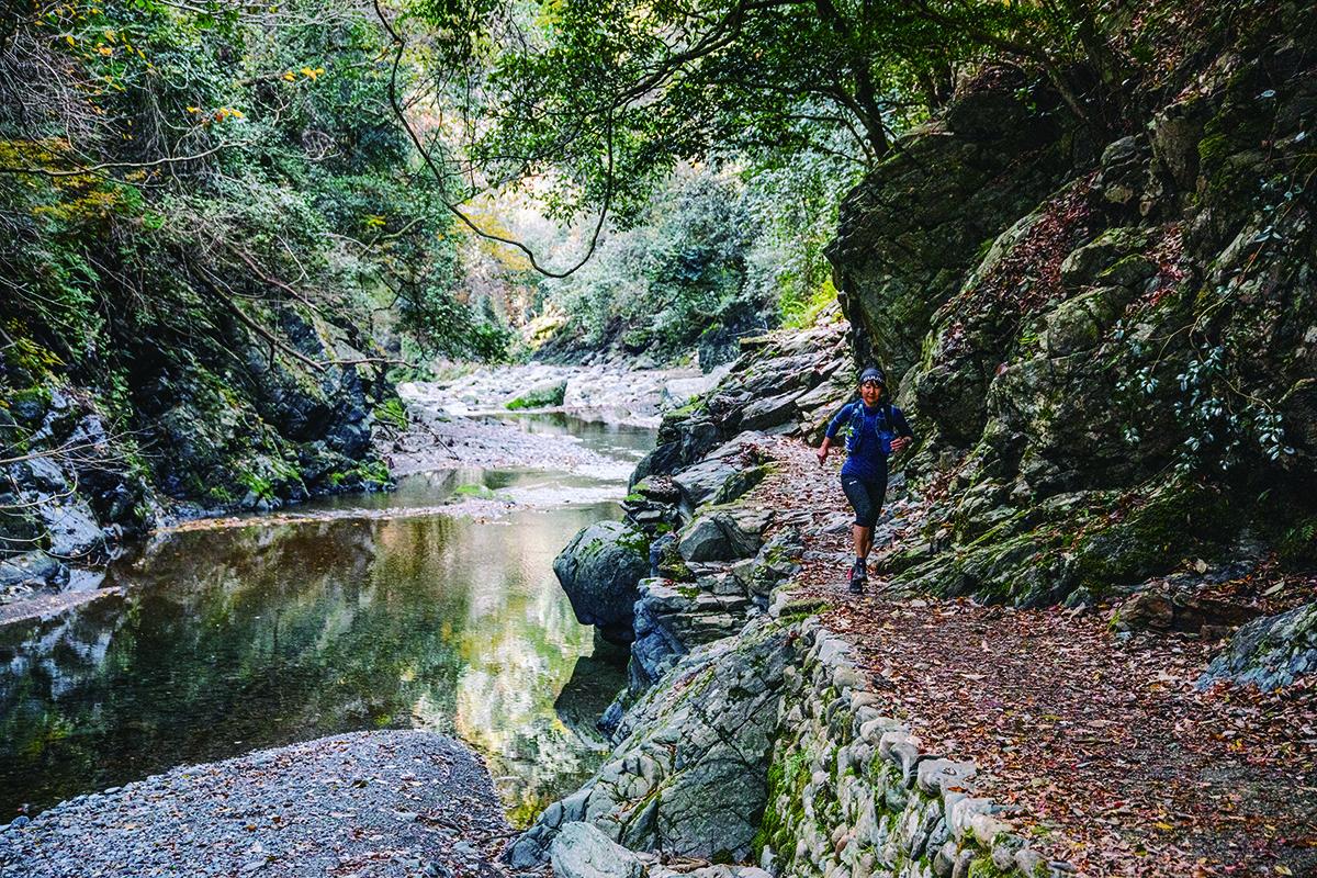U6A6420 lifestyle of trail running ~走る。生きる。~