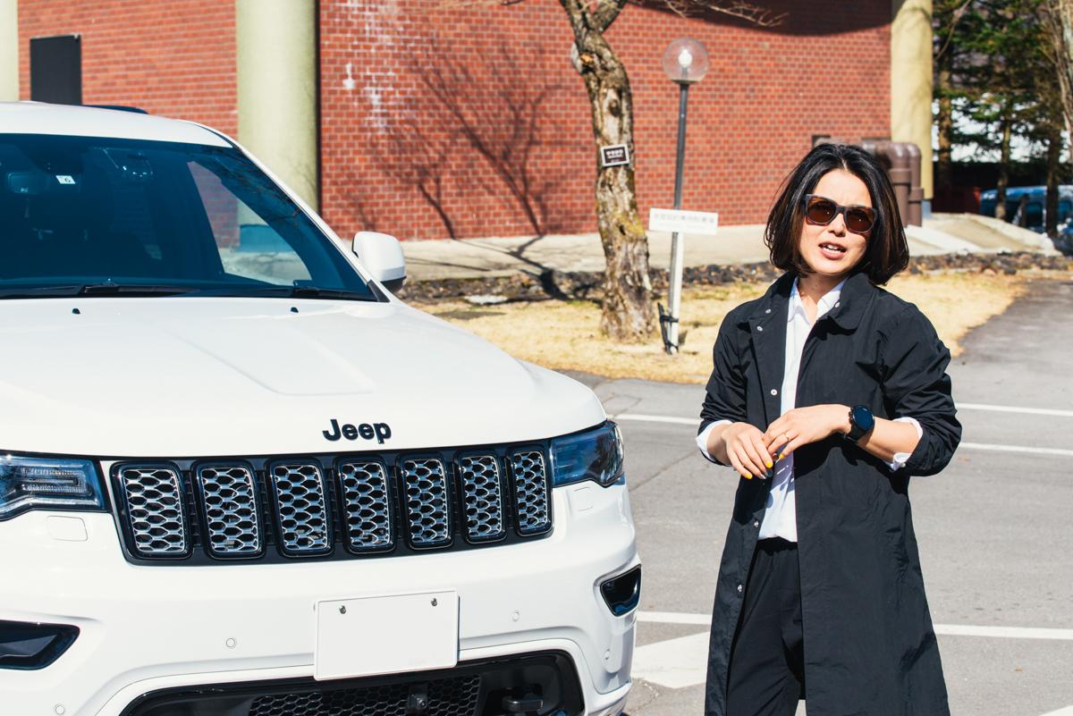 re190300_jeep_ownersinterview_ayana-onozuka-7 私のライフスタイルにJeep® は欠かせない。プロスキーヤー・小野塚彩那さんの新たな挑戦