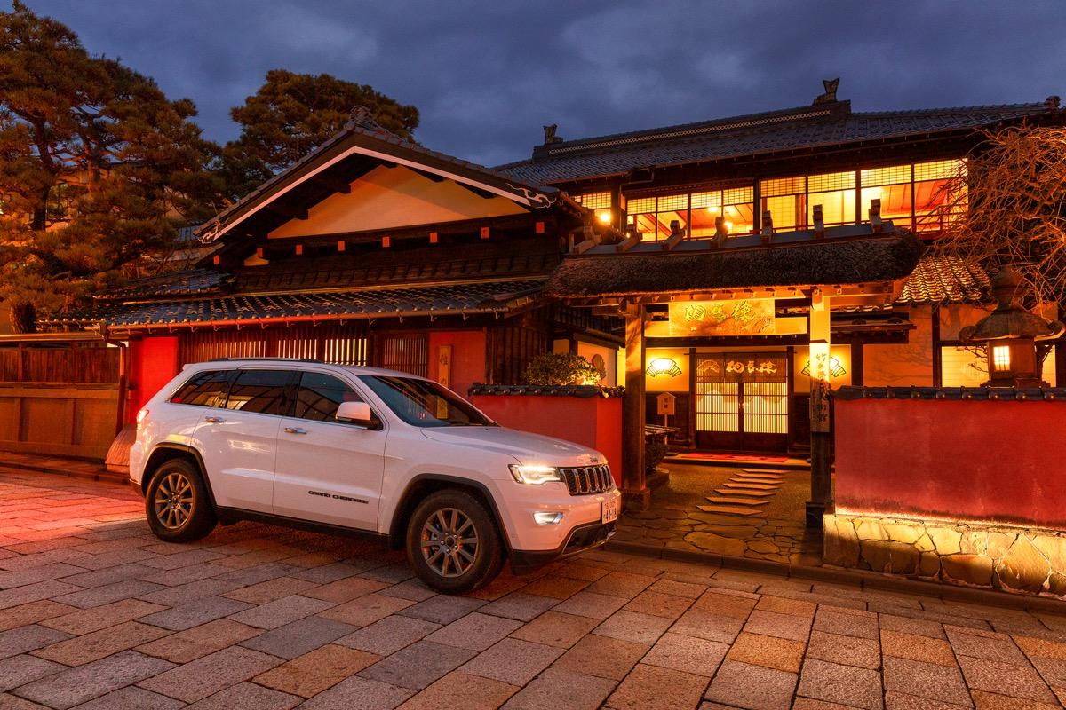 """0ff7d11d6514fc71bd5f511a038ddf2d Real Tabi with Jeep〜Jeepと行く、日本の""""こころ""""を探る旅〜〈山形県・庄内〉"""