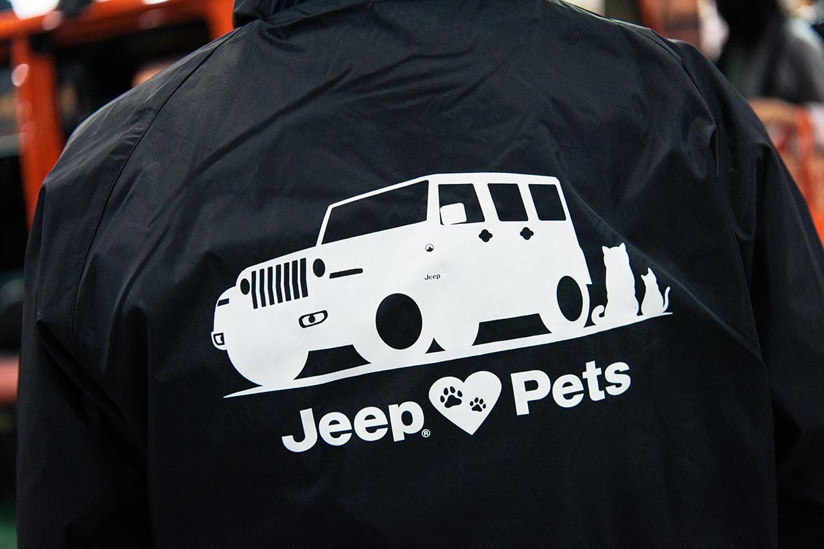 """190411_jeep_interpets_report_2019-11 【インターペット2019レポート】Jeep® が目指す""""ペットと共生するライフスタイル"""""""