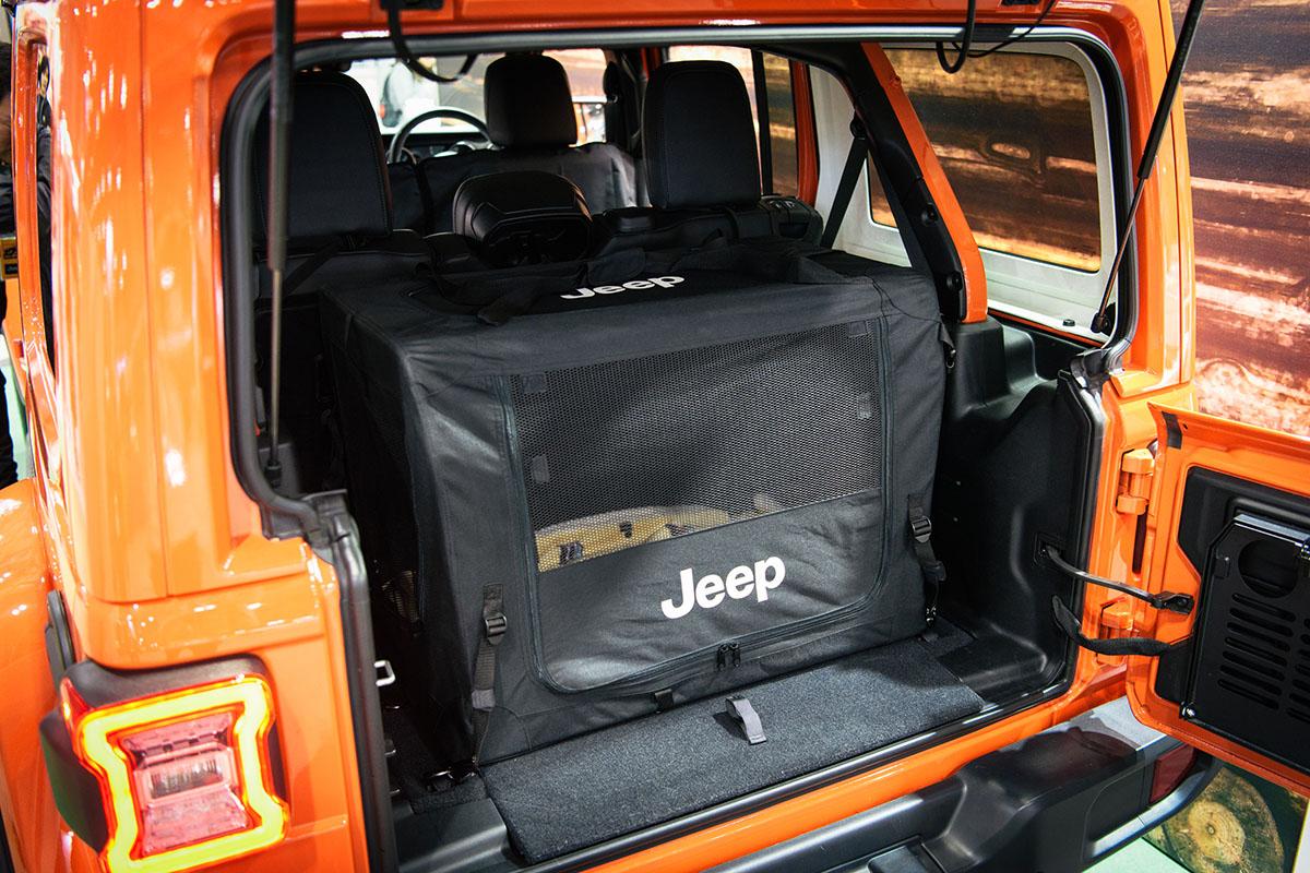 """190411_jeep_interpets_report_2019-6 【インターペット2019レポート】Jeep® が目指す""""ペットと共生するライフスタイル"""""""