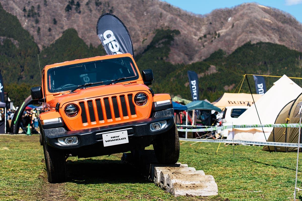 190426_jeep_go-out-jamboree-2019-12 【GO OUT JAMBOREE 2019 レポート】Jeep® オフロードコース体験!おしゃれテント&ファッションスナップも!