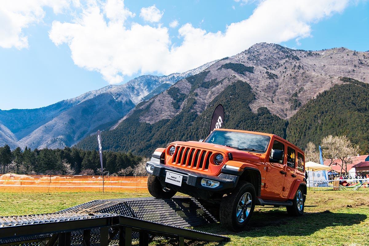 190426_jeep_go-out-jamboree-2019-14 【GO OUT JAMBOREE 2019 レポート】Jeep® オフロードコース体験!おしゃれテント&ファッションスナップも!
