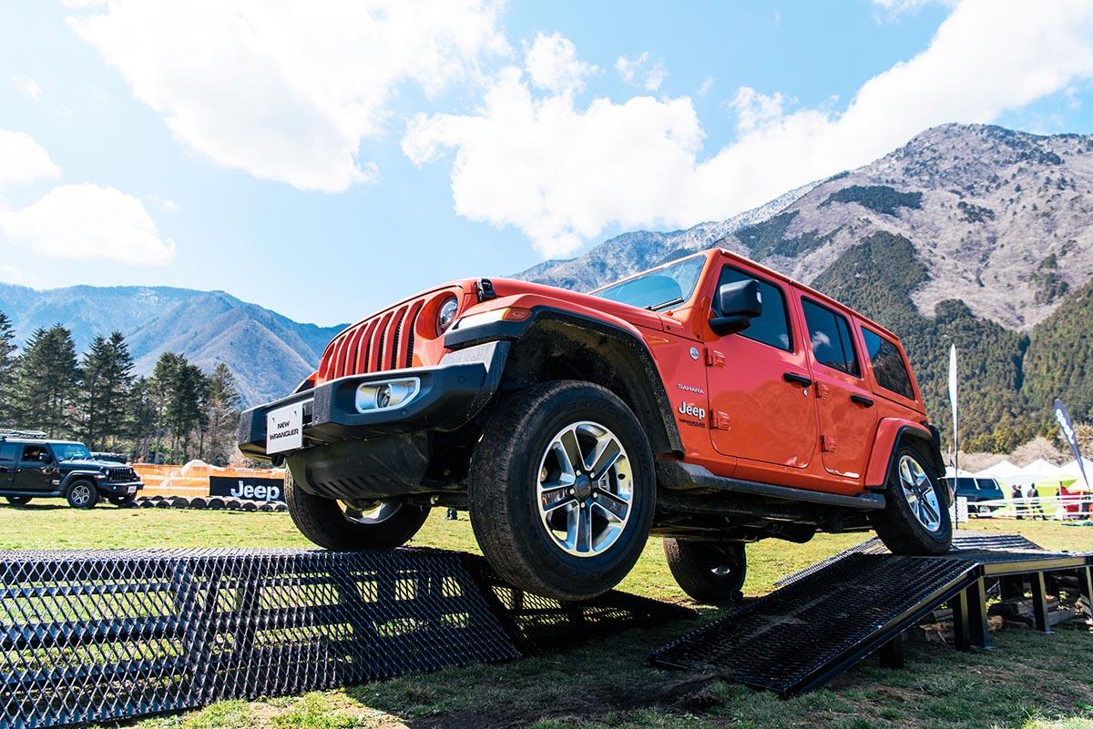 190426_jeep_go-out-jamboree-2019-15 【GO OUT JAMBOREE 2019 レポート】Jeep® オフロードコース体験!おしゃれテント&ファッションスナップも!