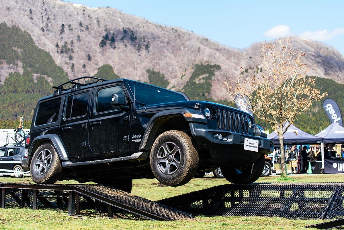 190426_jeep_go-out-jamboree-2019-16 【GO OUT JAMBOREE 2019 レポート】Jeep® オフロードコース体験!おしゃれテント&ファッションスナップも!