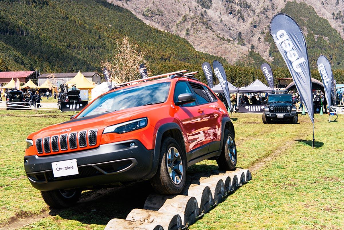 190426_jeep_go-out-jamboree-2019-18 【GO OUT JAMBOREE 2019 レポート】Jeep® オフロードコース体験!おしゃれテント&ファッションスナップも!