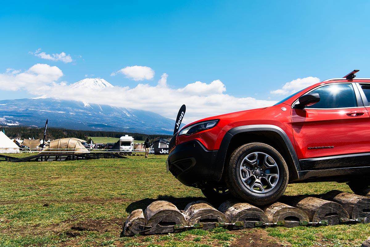 190426_jeep_go-out-jamboree-2019-19 【GO OUT JAMBOREE 2019 レポート】Jeep® オフロードコース体験!おしゃれテント&ファッションスナップも!
