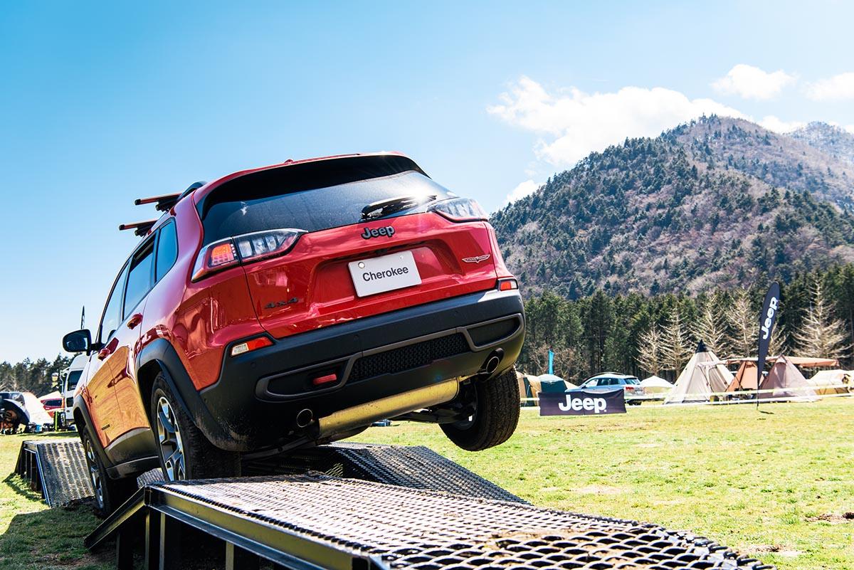 190426_jeep_go-out-jamboree-2019-21 【GO OUT JAMBOREE 2019 レポート】Jeep® オフロードコース体験!おしゃれテント&ファッションスナップも!