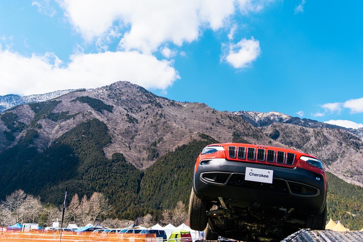 190426_jeep_go-out-jamboree-2019-22 【GO OUT JAMBOREE 2019 レポート】Jeep® オフロードコース体験!おしゃれテント&ファッションスナップも!
