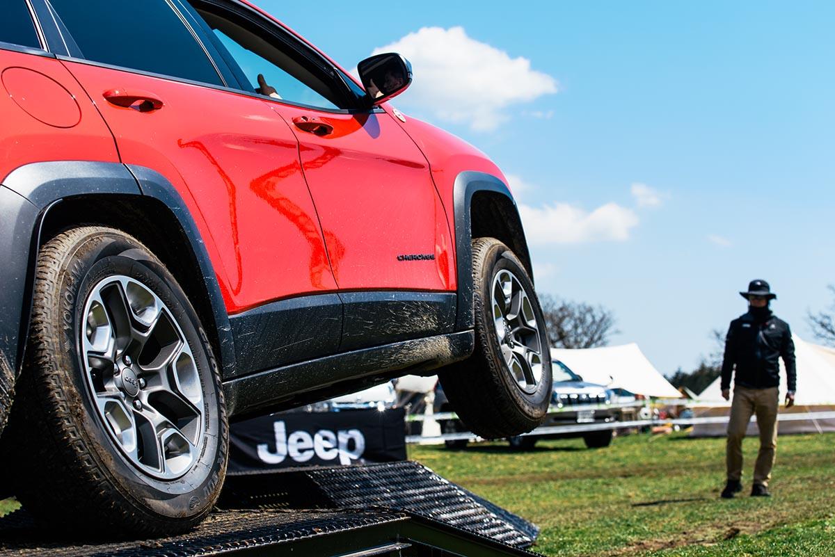 190426_jeep_go-out-jamboree-2019-23 【GO OUT JAMBOREE 2019 レポート】Jeep® オフロードコース体験!おしゃれテント&ファッションスナップも!