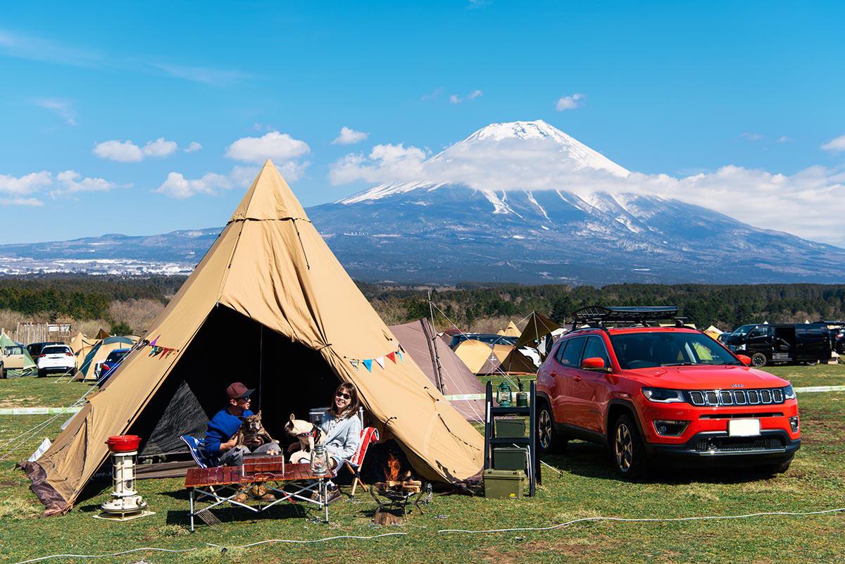190426_jeep_go-out-jamboree-2019-27 【GO OUT JAMBOREE 2019 レポート】Jeep® オフロードコース体験!おしゃれテント&ファッションスナップも!