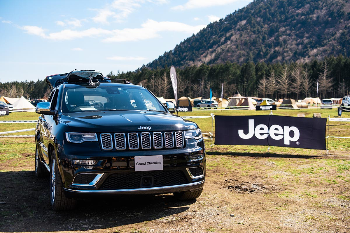 190426_jeep_go-out-jamboree-2019-8 【GO OUT JAMBOREE 2019 レポート】Jeep® オフロードコース体験!おしゃれテント&ファッションスナップも!