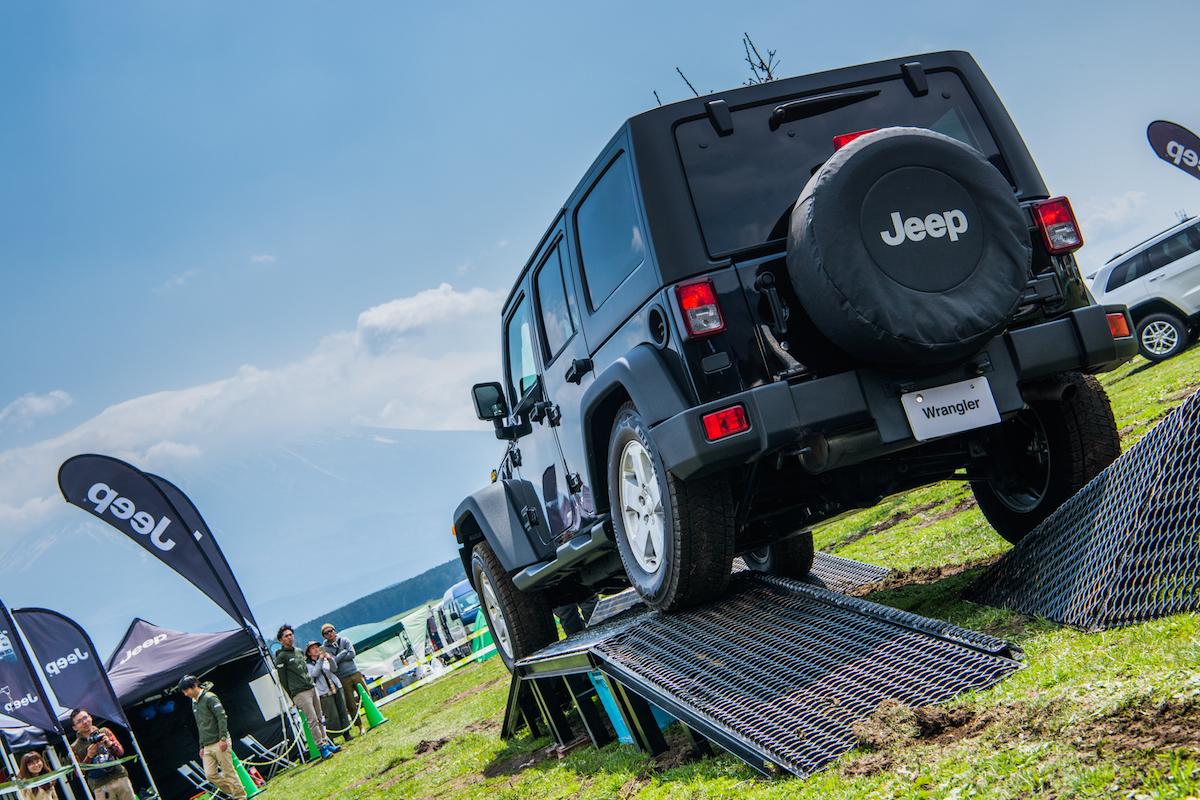 20170415_qetic-0095 <GO OUT JAMBOREE 2017>にJeep®オフロード体験コースが登場!Jeep®オーナーの愛車&テントサイトスナップ!