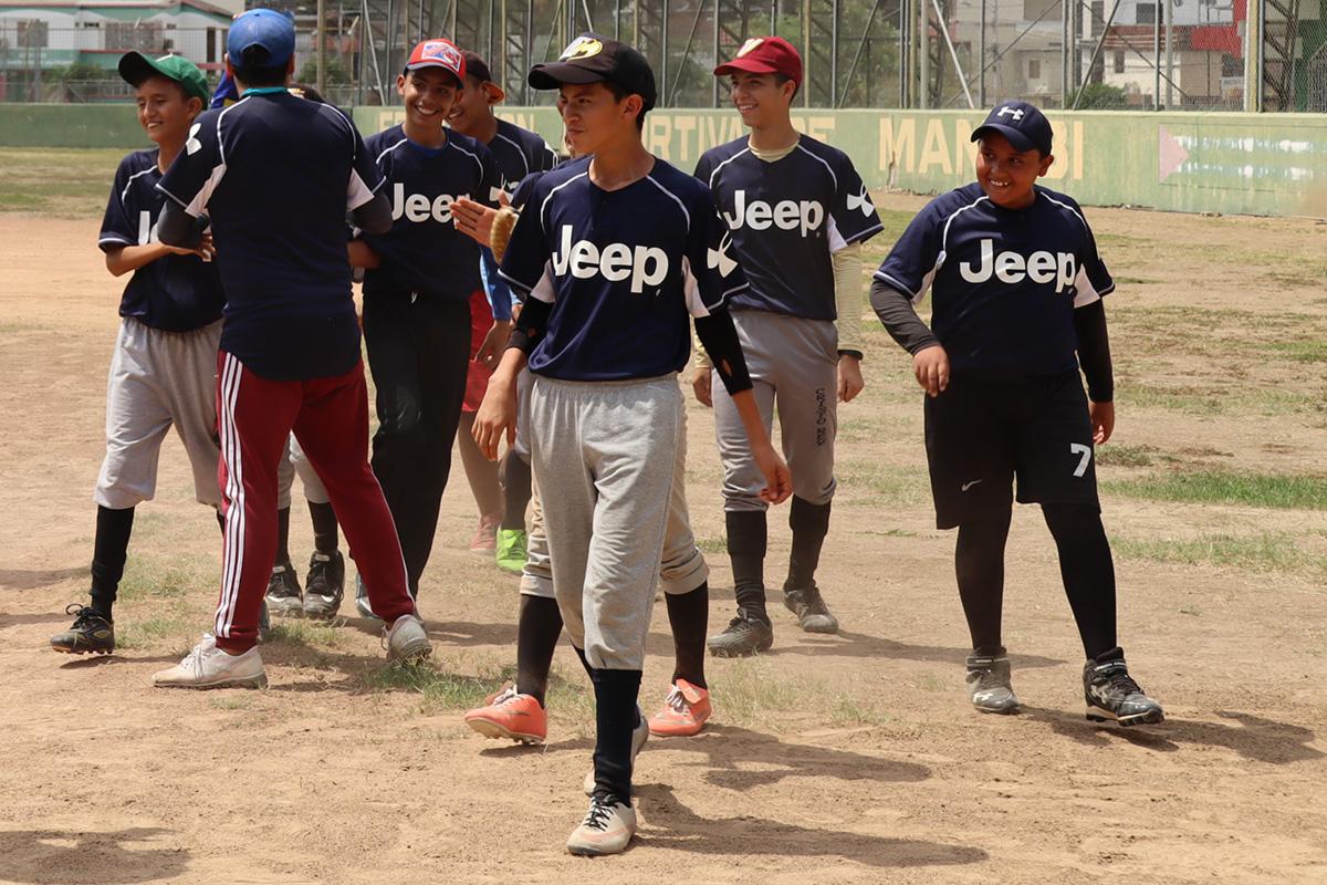 IMG_4852-1 Jeep協賛の『世界の野球グローブ支援プロジェクト』現地レポート!