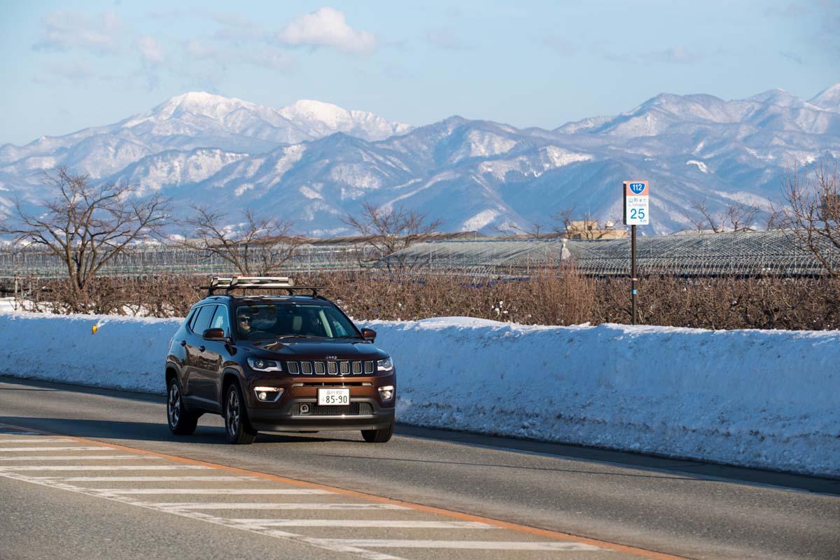 TAK1802_0906 Jeep®︎ UNMAP YOUR LIFE 〜山形県、月山バックカントリー&雪上車ツアー編〜 自分を解放する、こだわりの時間