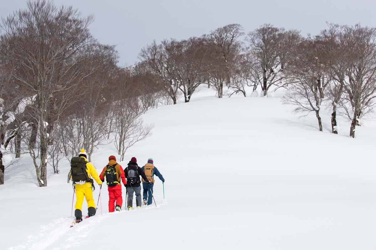 TAK1802_1028 Jeep®︎ UNMAP YOUR LIFE 〜山形県、月山バックカントリー&雪上車ツアー編〜 自分を解放する、こだわりの時間