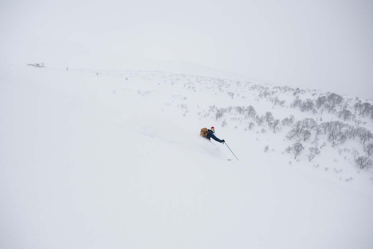 TAK1802_1067 Jeep®︎ UNMAP YOUR LIFE 〜山形県、月山バックカントリー&雪上車ツアー編〜 自分を解放する、こだわりの時間