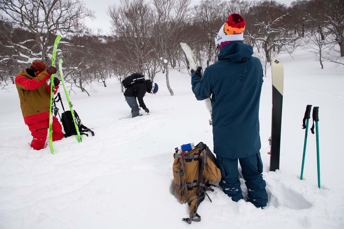 TAK1802_1163 Jeep®︎ UNMAP YOUR LIFE 〜山形県、月山バックカントリー&雪上車ツアー編〜 自分を解放する、こだわりの時間