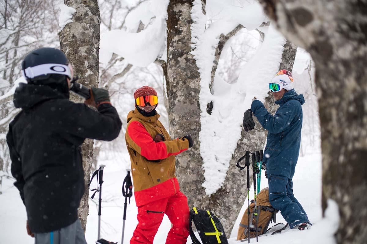 TAK1802_1200 Jeep®︎ UNMAP YOUR LIFE 〜山形県、月山バックカントリー&雪上車ツアー編〜 自分を解放する、こだわりの時間