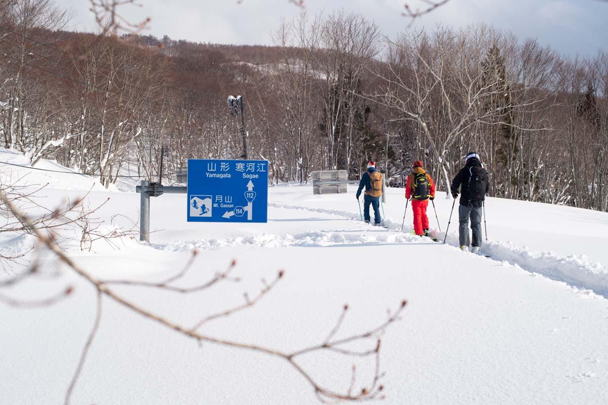 TAK1802_1217 Jeep®︎ UNMAP YOUR LIFE 〜山形県、月山バックカントリー&雪上車ツアー編〜 自分を解放する、こだわりの時間