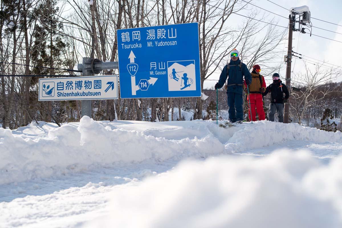 TAK1802_1221 Jeep®︎ UNMAP YOUR LIFE 〜山形県、月山バックカントリー&雪上車ツアー編〜 自分を解放する、こだわりの時間