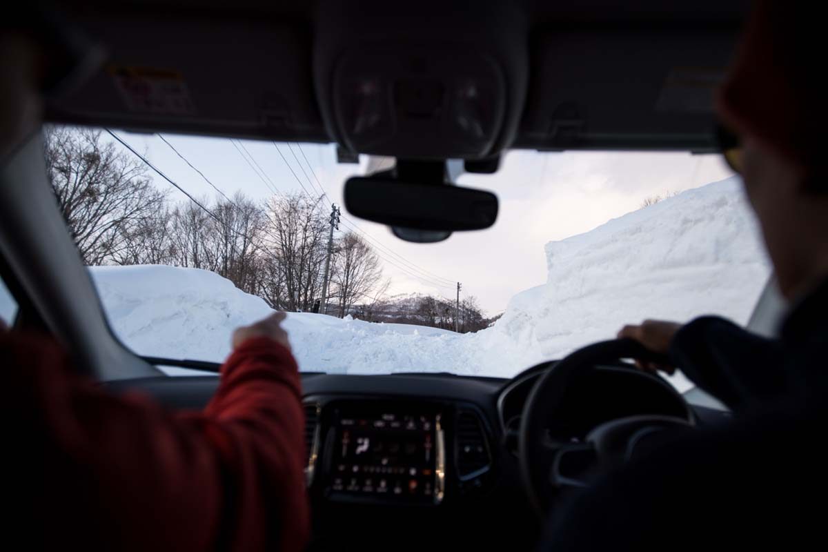 TAK1802_1234 Jeep®︎ UNMAP YOUR LIFE 〜山形県、月山バックカントリー&雪上車ツアー編〜 自分を解放する、こだわりの時間