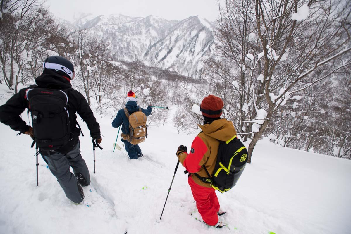 TAK1802_1327 Jeep®︎ UNMAP YOUR LIFE 〜山形県、月山バックカントリー&雪上車ツアー編〜 自分を解放する、こだわりの時間