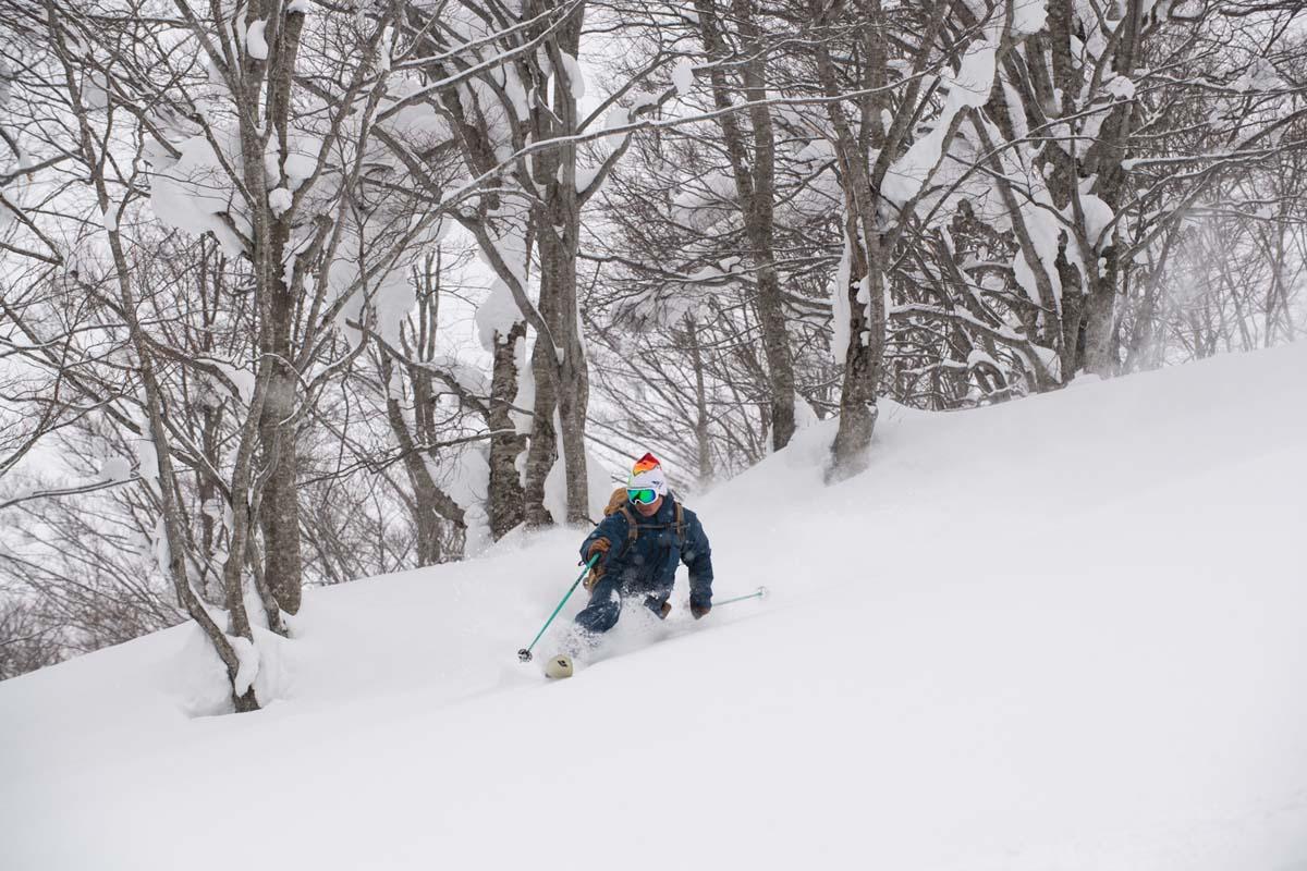 TAK1802_1349 Jeep®︎ UNMAP YOUR LIFE 〜山形県、月山バックカントリー&雪上車ツアー編〜 自分を解放する、こだわりの時間
