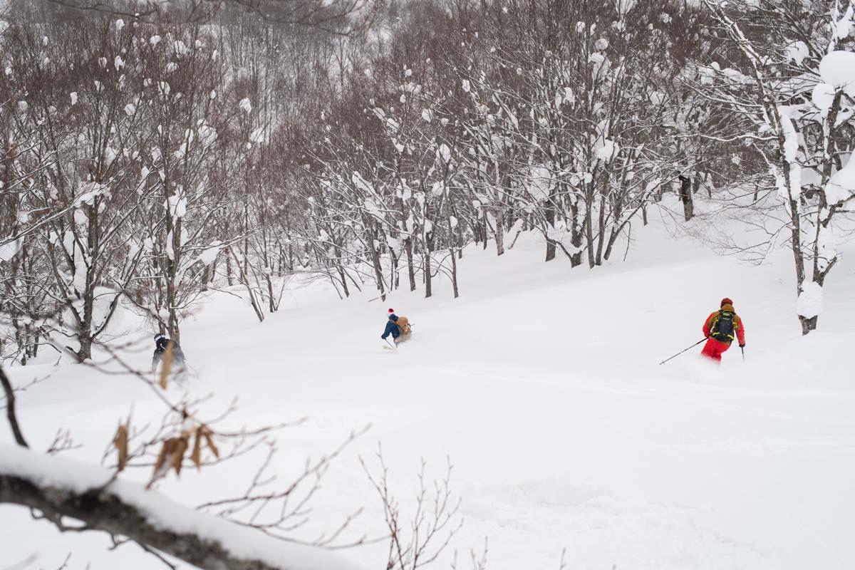 TAK1802_1366 Jeep®︎ UNMAP YOUR LIFE 〜山形県、月山バックカントリー&雪上車ツアー編〜 自分を解放する、こだわりの時間