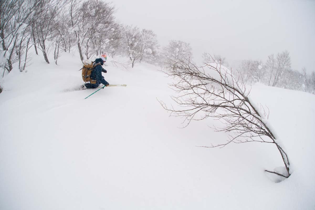 TAK1802_1378 Jeep®︎ UNMAP YOUR LIFE 〜山形県、月山バックカントリー&雪上車ツアー編〜 自分を解放する、こだわりの時間