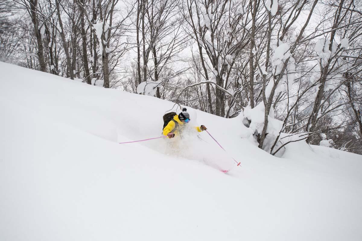 TAK1802_1461 Jeep®︎ UNMAP YOUR LIFE 〜山形県、月山バックカントリー&雪上車ツアー編〜 自分を解放する、こだわりの時間