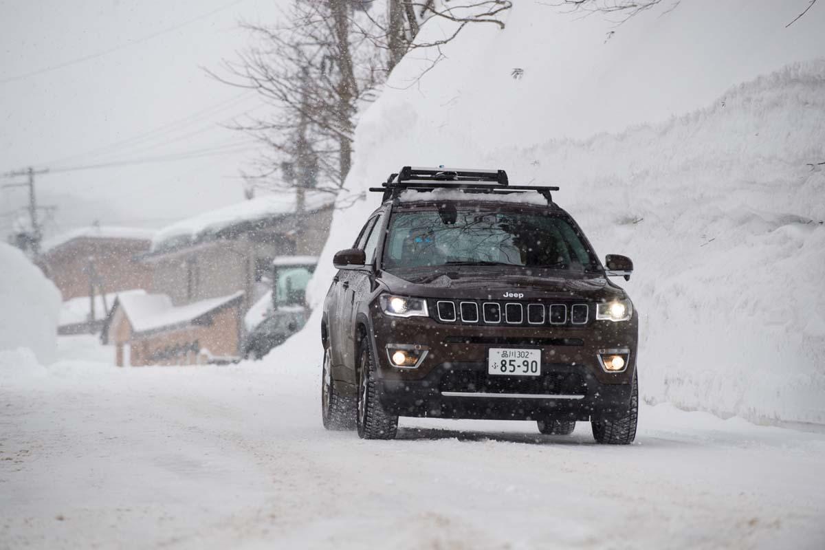 TAK1802_1506 Jeep®︎ UNMAP YOUR LIFE 〜山形県、月山バックカントリー&雪上車ツアー編〜 自分を解放する、こだわりの時間